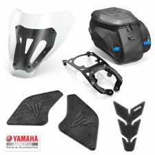 Yamaha MT-07 (2021) Touring-Set Windschild Tankrucksack und Tankpads im Set