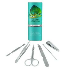 Gulf Stream Outfitters Mahi Ocean Fish Manicure Pedicure Grooming Travel Kit