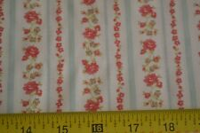 By 1/2 Yd, Red, Mint, Cream Quilting, Moda/3 Sisters/Martinique/4006 11, M8848