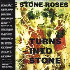 The Stone Roses - Turns Into Stone 180 gram 2 x LP - Sealed - NEW COPY