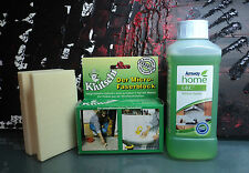 Kitchen Cleaner 500 ml + Microfibre Block - Amway Home™ - fleckenloeser klutschi