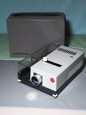 Leitz Leica Pradolux projector, Elmaron 100 mm f/2.8 lens