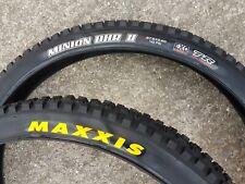 "Maxxis Minion DHR II EXO TR  26"" 27.5"" 29"" Tyre Folding Tubeless MTB Enduro DH"