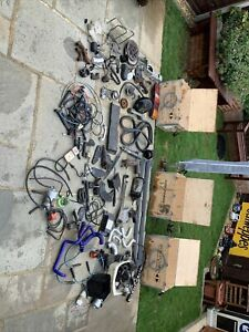 FORD ESCORT RS TURBO JOB LOT CAR SPARES, ENGINE PARTS,VARIOUS, GARAGE CLEARANCE