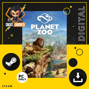 Planet Zoo - Steam Key / PC Game Download