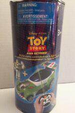 Disney Buzz Light-Year Radio Controlled Car And Figurine NIB  Toy Story