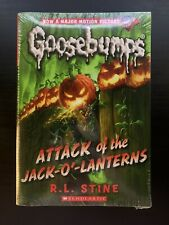 4 Packed Goosebumps by R.L. Stine; Hunted Mask2/Headless Ghost/Living Dummy/Atta