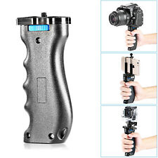 Vertical Shoe Mount Stabilizer Handle Canon PowerShot SD400 Pro Video Stabilizing Handle Grip for Digital IXUS 50//IXY Digital 55