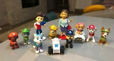 12 Paw Patrol Figuren Cake Topper Dekoration Tracker Raider Everest Steh Figuren