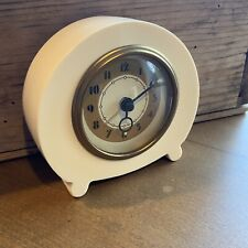 Pottery Barn Cream Alarm Clock Farmhouse Decoration