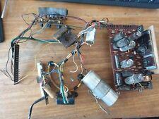 More details for gec vintage television. bt-311 : 1950's. valve board : valves wiring loom (???)