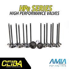 Honda Performance Valves STD Honda B-Series B16A B18C B18C1 B18C5 DOHC VTEC GSR