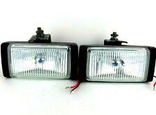 Triumph TR7 Jaguar MGB BMW Volvo--OEM Vintage Bosch Halogen Fog Light Lamps