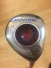 "Simon Golf Siomac Powershere 3 Wood Superlite Mens Graphite Right Hand 43"""