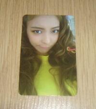 F(X) F X 4th Album 4 walls Luna Photo Card Official K POP