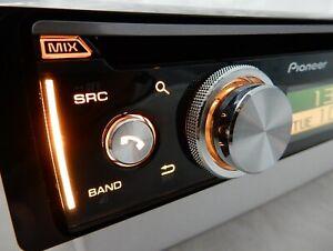 PIONEER DEH-X8700DAB ⭐⭐⭐ DAB+ / Bluetooth / USB / AUX   (No:2122245)