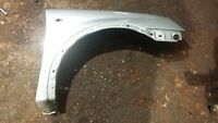 VAUXHALL CORSA C 00-06 O/S OFFSIDE DRIVER SIDE FRONT WING SILVER 2AU 09196449