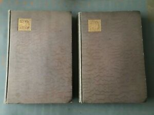 W. G. WATERS  THE NIGHTS OF STRAPAROLA  LIMITED EDITION 2 VOLUME SET 1894