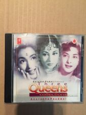 Three Queens Collections Of Yesteryears Anuradha Paudwal Bollywood Rare CD
