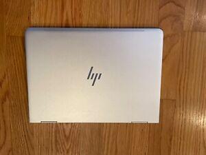 "HP Spectre x360 13"" Ultrabook   Ubuntu   13 in   Core i7   8GB RAM   256GB SSD"