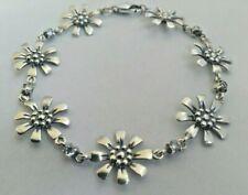 MARVELOUS Vintage BRACELET Cubic Zirconia Sterling Silver 925 Russian Ukraine