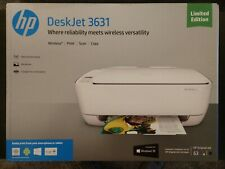 HP DeskJet 3631 All-in-One Compact Printer with Wireless Printing White