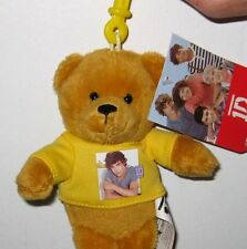 "1D One Direction Liam Payne 6"" Teddy Bear Backpack Clip Officially Licensed"