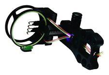 4 Pin Fiber Optic Bow Sight Fits Hoyt Archery Defiant, Defiant Turbo, Defiant 34
