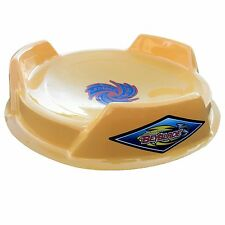Beyblade Yellow Vortex Stadium Arena Pegasus Thunder Whip Beystadium USA Seller
