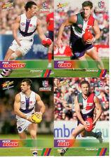 2008 Select AFL Champions Trading Card  Base Card Team Set Fremantle (12)
