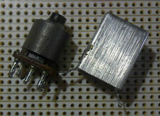 Variable Ferrite Cored Inductor Coil Choke 8.3ohm 0.72mH Ferrite outer screened