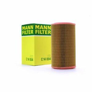 Mann-filter Air Filter C14004 fits Fiat RITMO 198_ 1.4 T-Jet (198AXF1B)