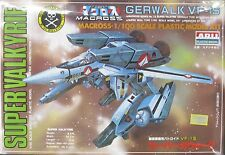 ARII 1:100 Macross Gerwalk VF-1S Super Valkyrie Roy Focker Special Plastic Model