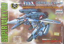 ARII 1:100 Macross Gerwalk VF-1S Super Valkyrie Roy Focker Special Plastic Model