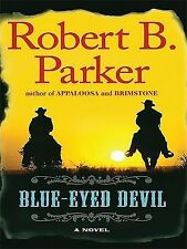 Blue-Eyed Devil (Wheeler Hardcover)