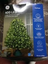GE 400 LED EZ Light Tree  Wrap Lights Warm White Indoor / Outdoor