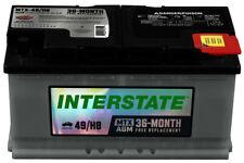 Battery-DIESEL Interstate MTX-49/H8
