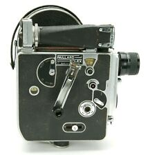 Bolex H16 Camera 1946/47 With One Lens. Tested. All Works.
