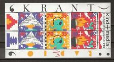 NVPH Nederland V 1578 blok sheet MNH PF kinderzegels 1993 Netherlands Pays Bas