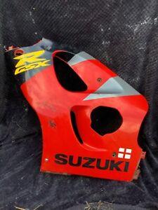Suzuki Gsxr 600 srad gsxr600 left side fairing left hand panel gsxr body panel
