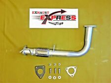 FRONT FLEX PIPE FOR 1998,1999,2000, 2001,2002 HONDA ACCORD 2.3L AUTOMATIC TRANS