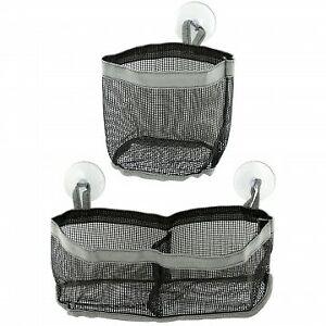 Mesh Bath Baskets Set - 2 piece Set