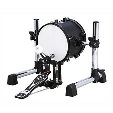 "【XM】10"" Electronic Bass Drum Without Pedal"