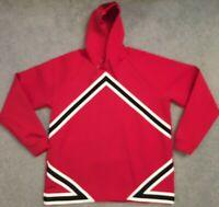 Nike Jordan Jumpman Tech Men's Lined Hoodie Red Black Sweater Men's XXL