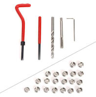Helicoil Restoring Thread Repair Tool Set Wire Insert Kit M6 x 1.0 x 8.0mm 25x