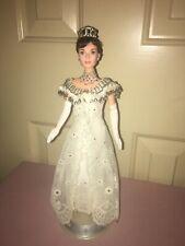 Audrey Hepburn Hybrid as Eliza Doolittle in My Fair Lady embassy ball gown