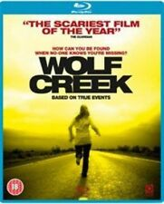 Wolf Creek BLURAY DVD Region 2