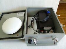 Navcom Technology Nct-2030M Gps & Aeroantenna At2775-82W-Tncf-000-Rg-39 -Nm