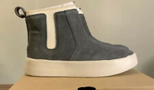 UGG CLASSIC BOOM BOOTIE CHARCOAL WOMAN'S  1104613 SIZE 7, AUTHENTIC BRAND NEW
