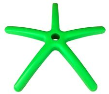 28 Heavy Duty Replacement Aluminum Metal Office Chair Stool Base S4164 Green